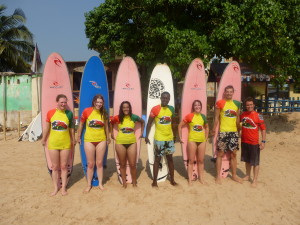 Team Bright .... now top surfers.