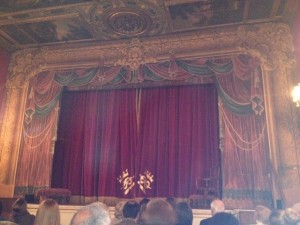 Chatsworth House Theatre