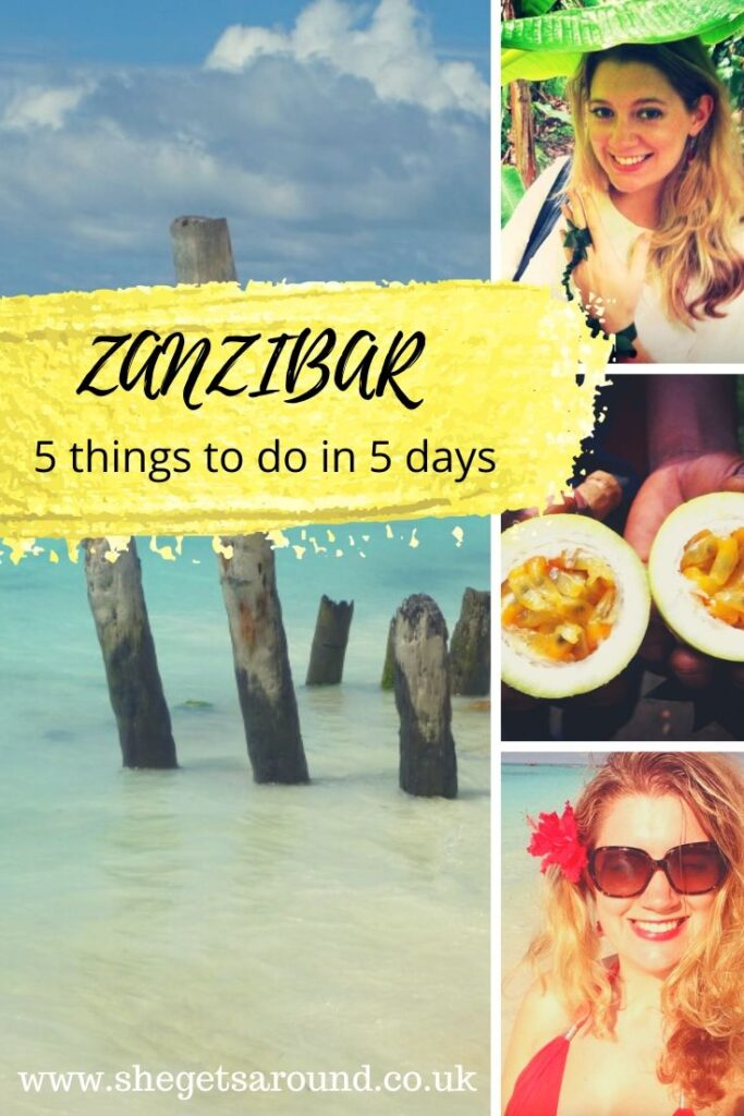 Zanzibar - 5 things to do in 5 days