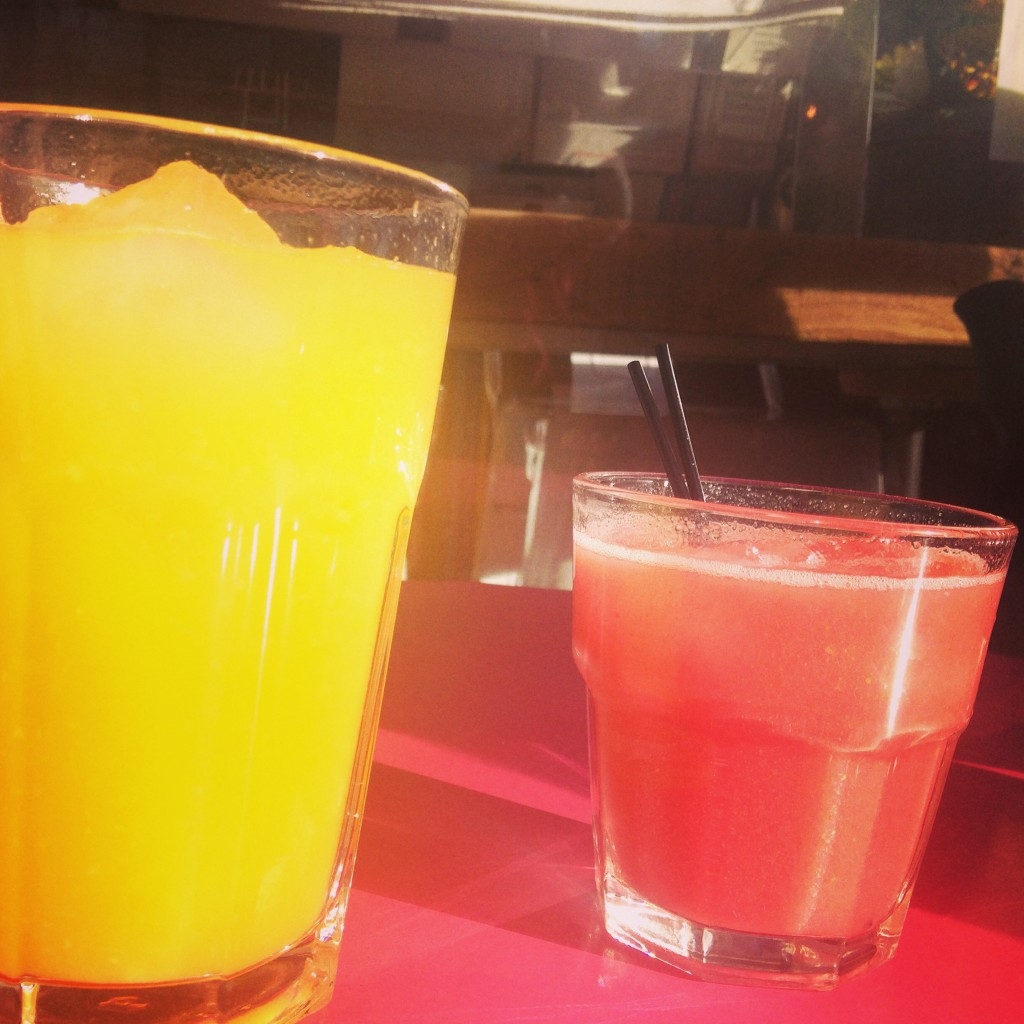 juice at arepa and co