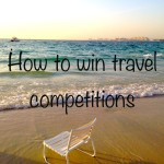 How to win travel competitions