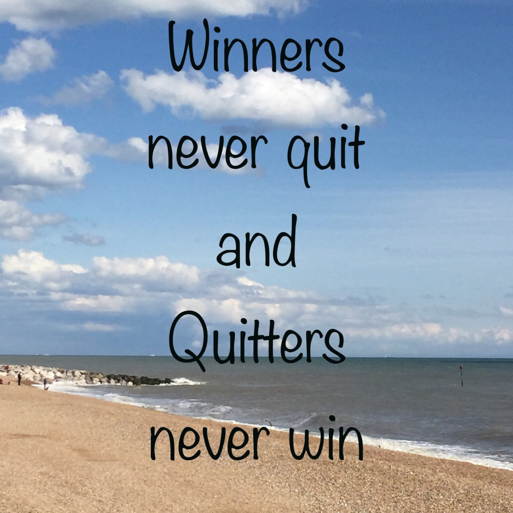 winners quote