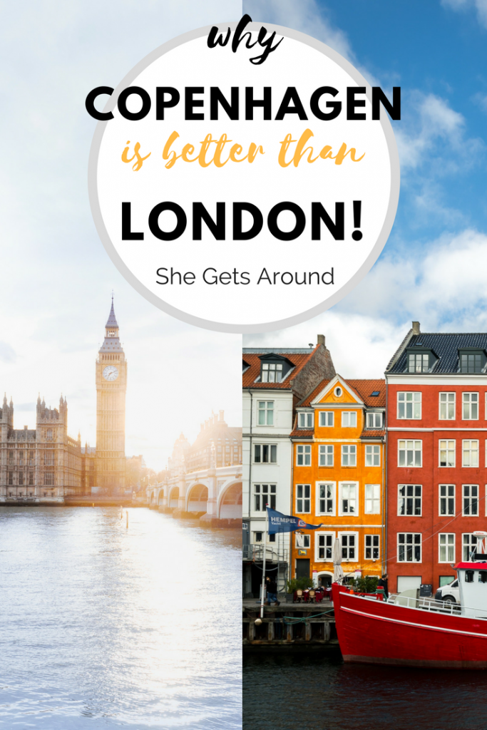 Travel Blogger Europe Reviews Copenhagen London