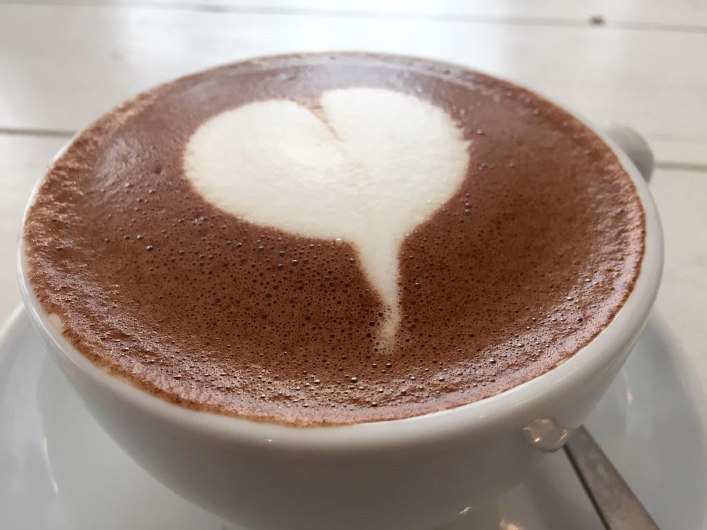 Hot chocolate Hygge