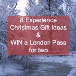 Experience christmas gift ideas