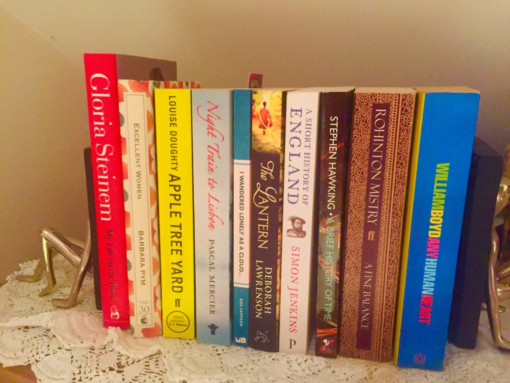 books I read in January 2016