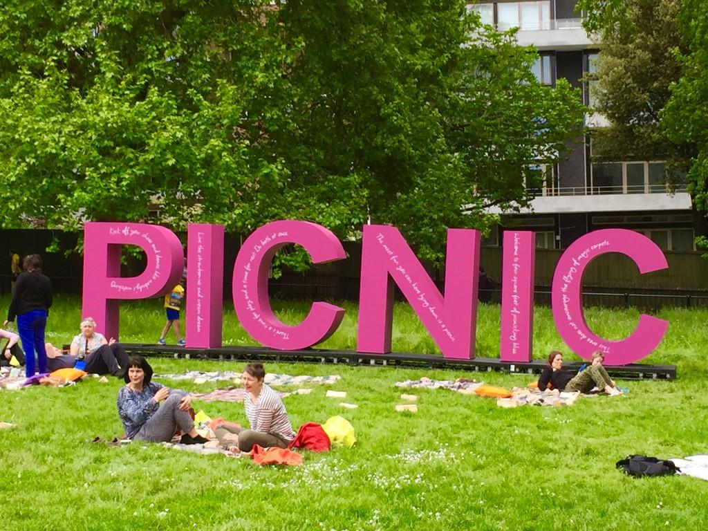 Picnic, London