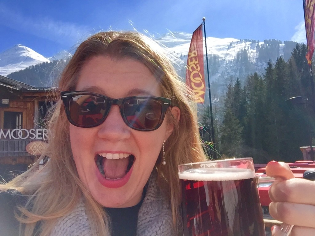 Arlberg 1800 resort apres ski