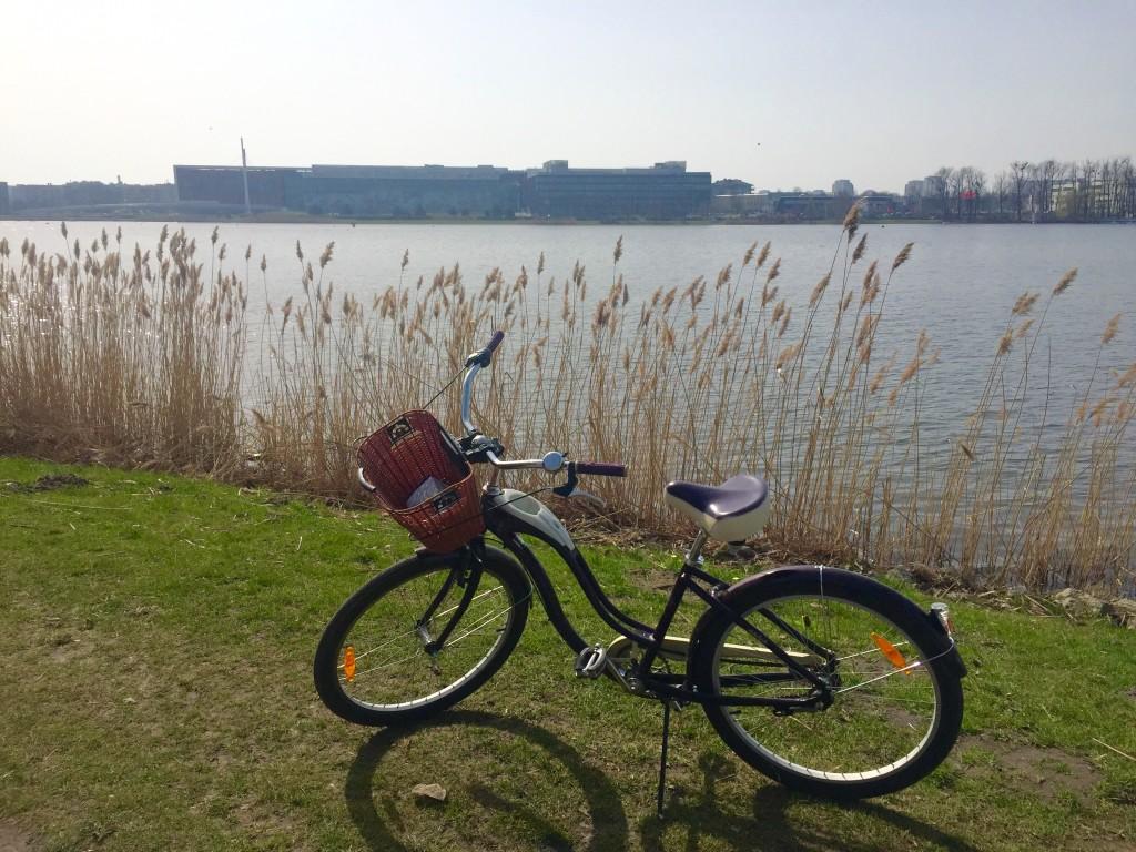 Poznan cycling