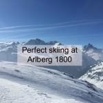 arlberg 1800 resort