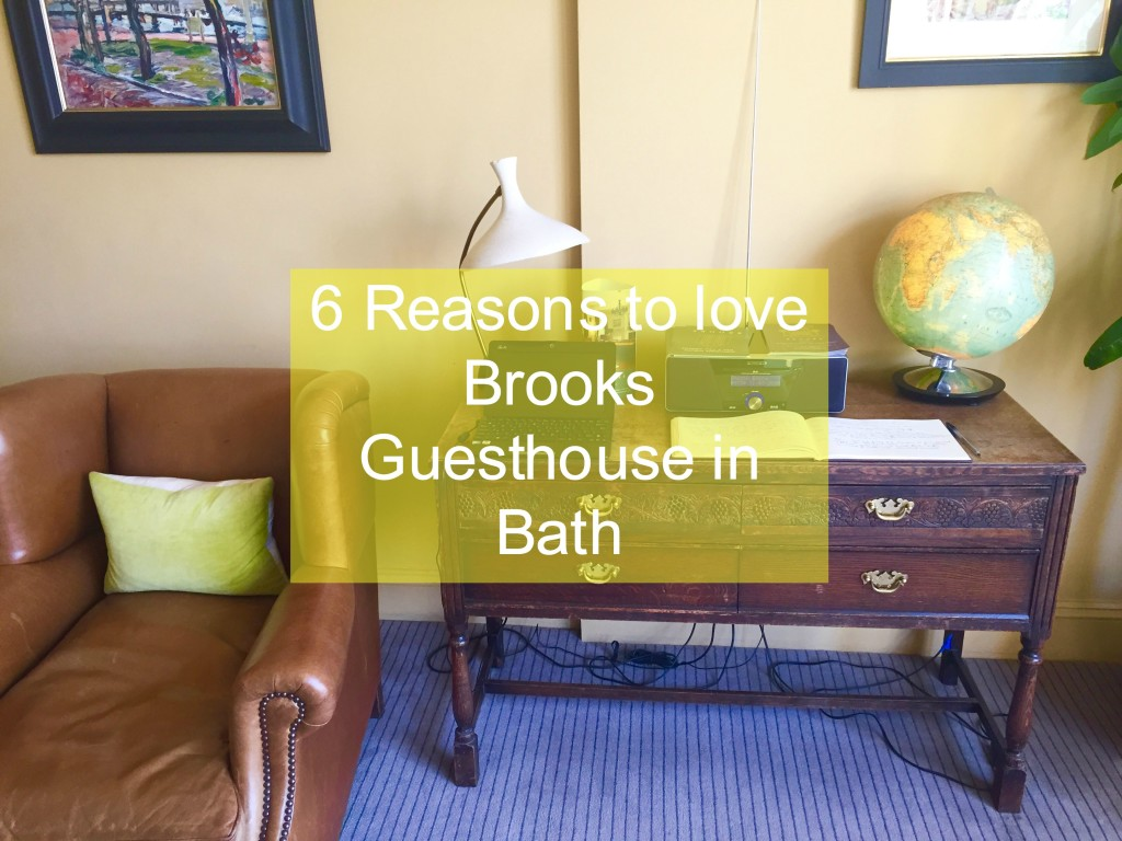 Brooks Guesthouse