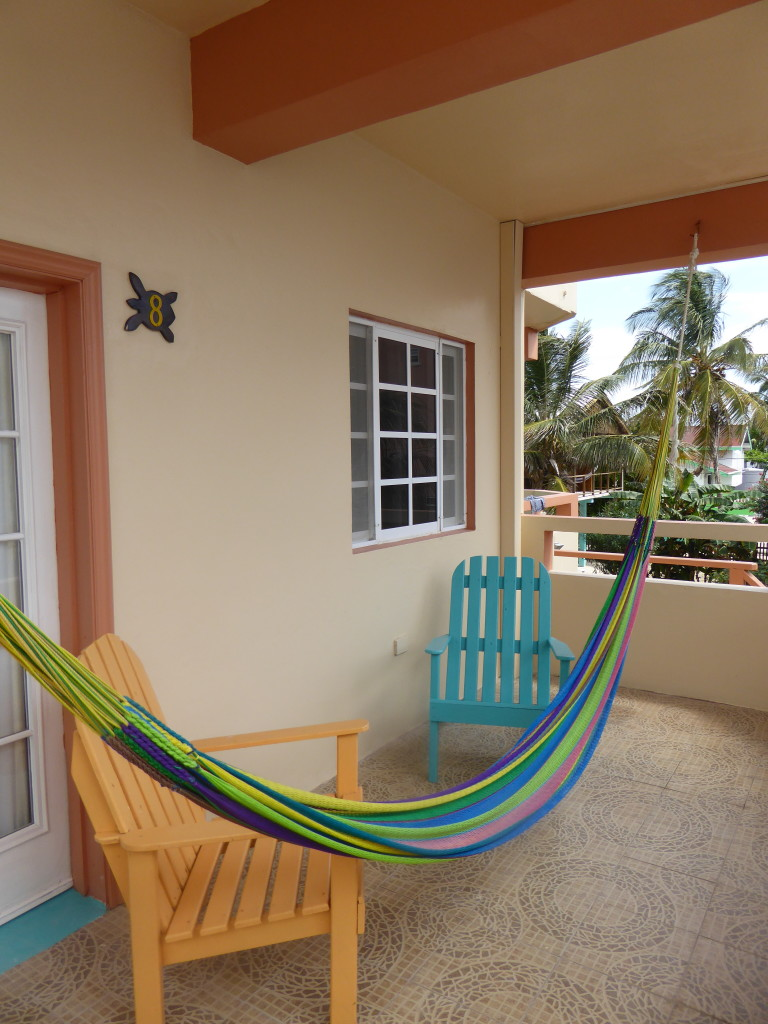 Island Magic Beach Resort hammock