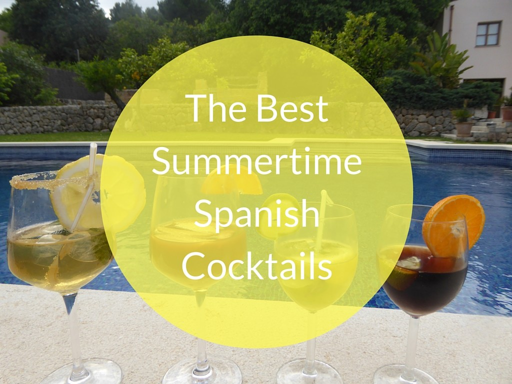 The Best Summertime Spanish Cocktails