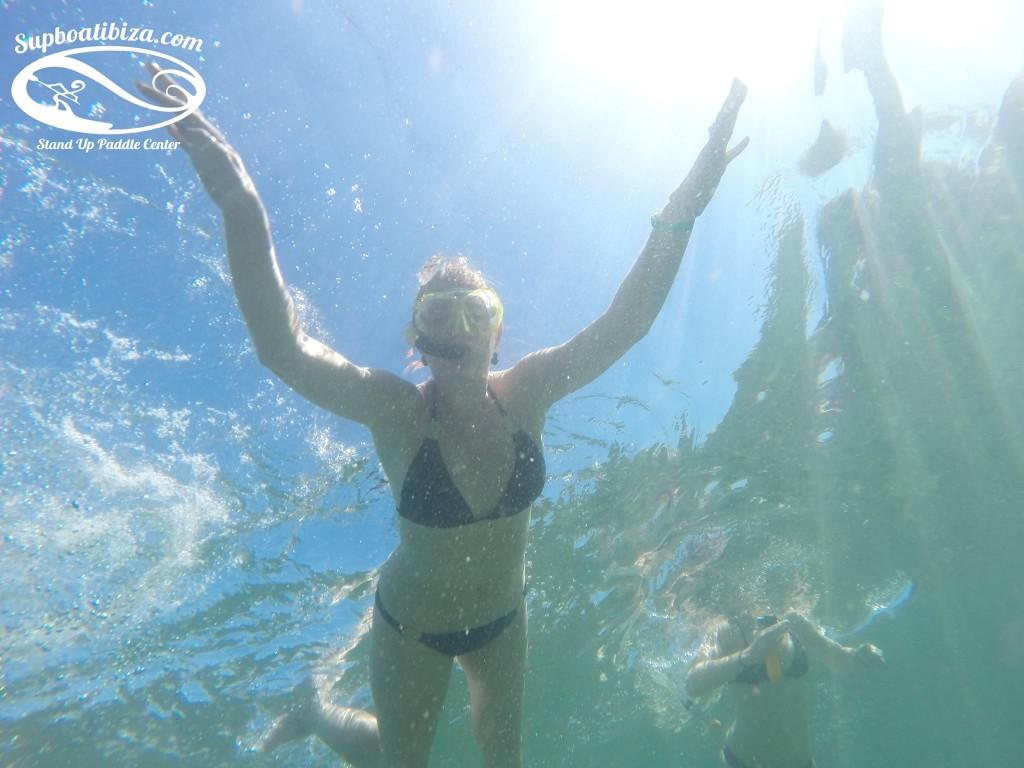 SUP Ibiza Stand Up Paddleboarding