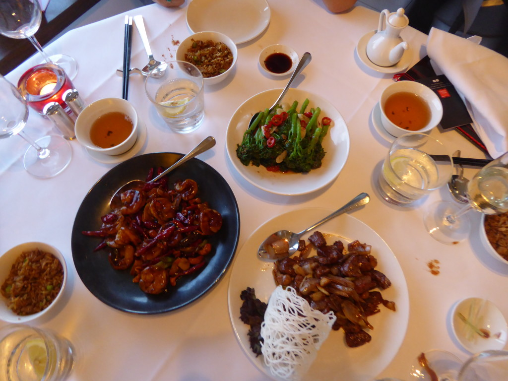 Min Jiang restaurant review