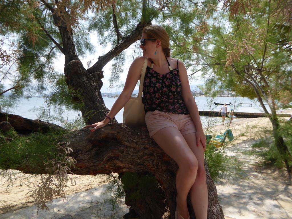 Mallorca, Spain on the beach