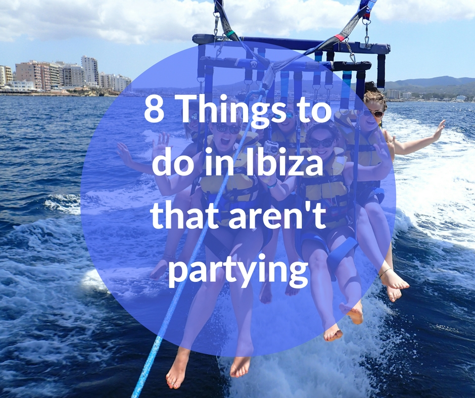 Things to do in Ibiza that aren't partying
