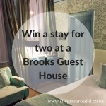 Win a stay at Brooks Guest House