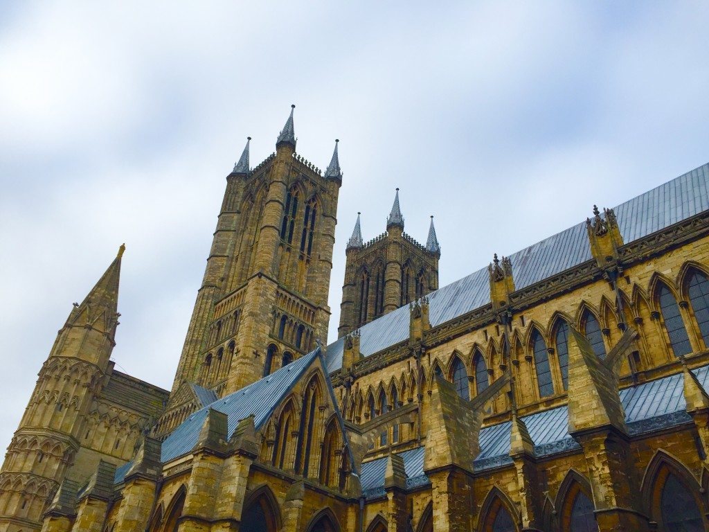 Lincoln Cathedral #RoamforChange