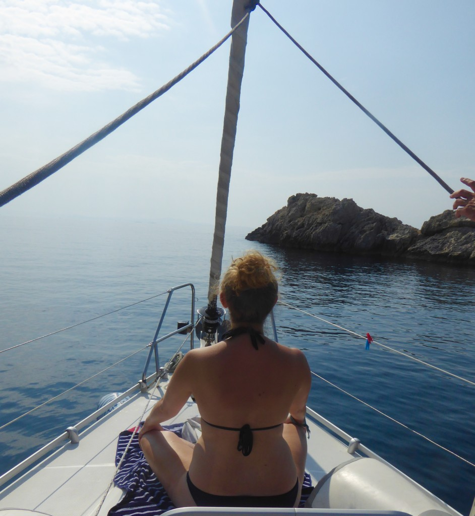 Sailing with Medsailors in Croatia