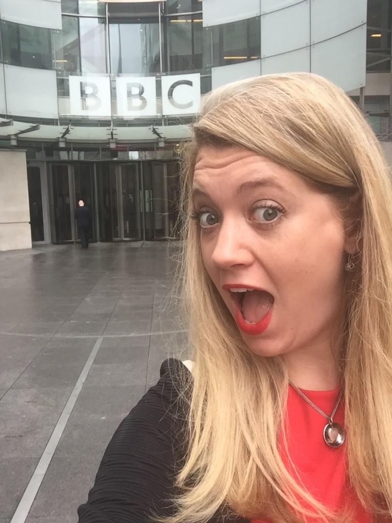 BBC World news interview Jenny Lowthrop