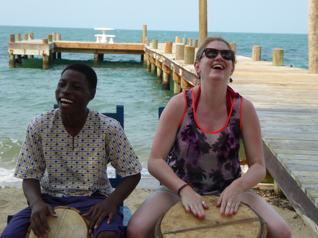 drum lessons in Belize