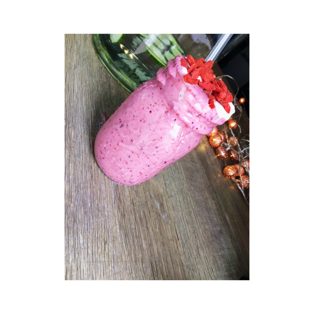 Smoothie from FitMissions in Bakewell