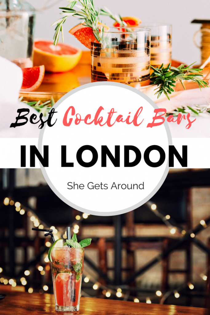 travel blog london best bars