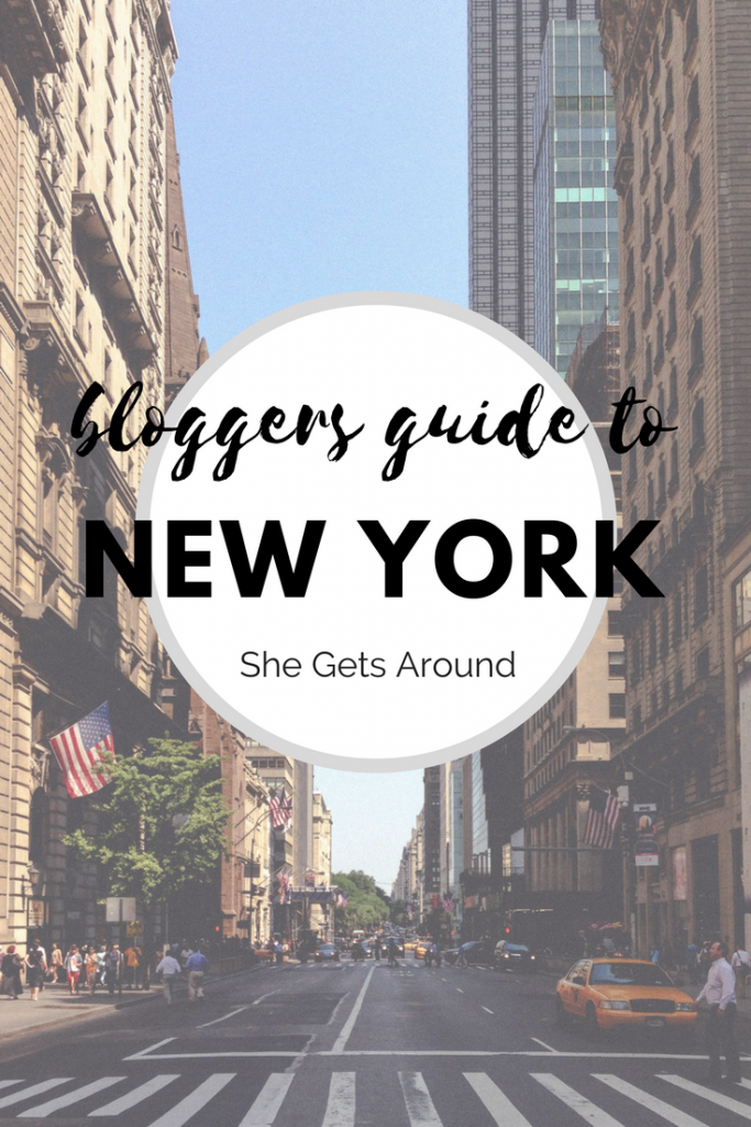 travel tips guide new york USA blog