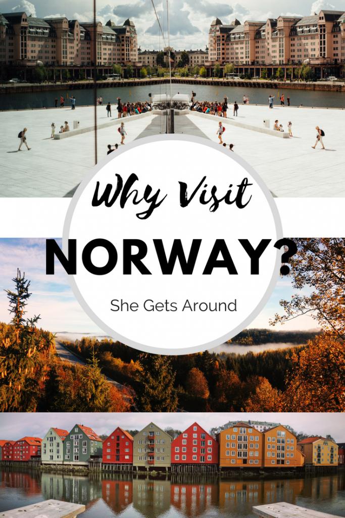 fun travel blog Norway