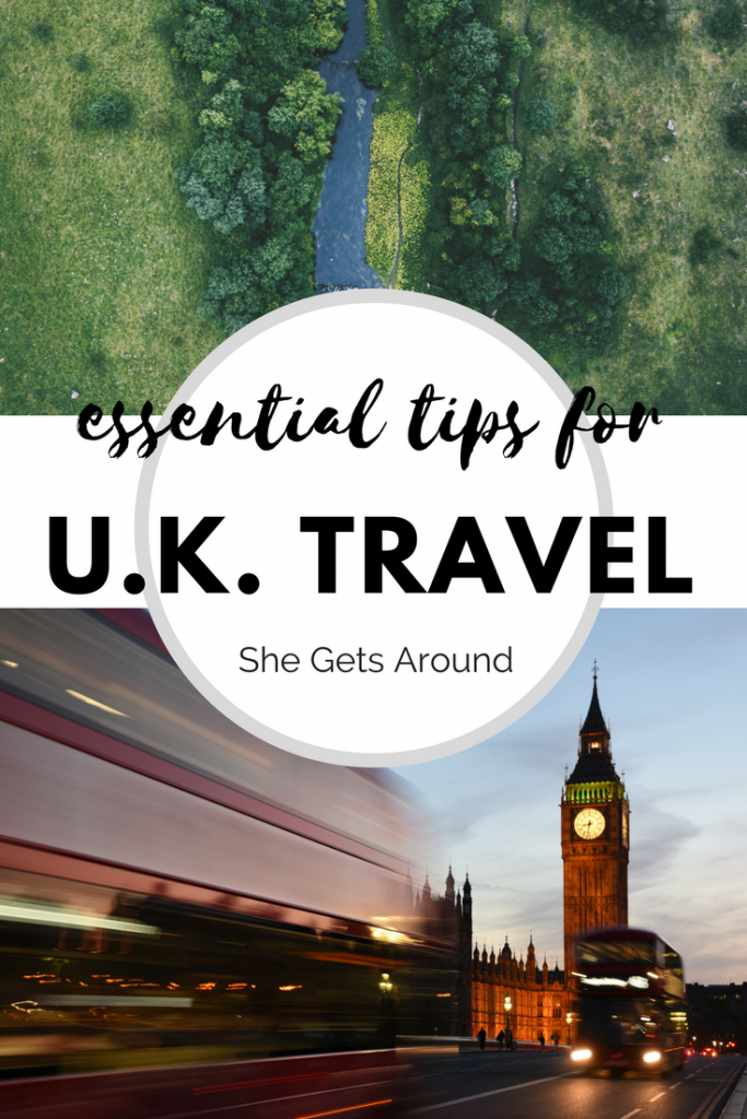 travel UK tips blogger