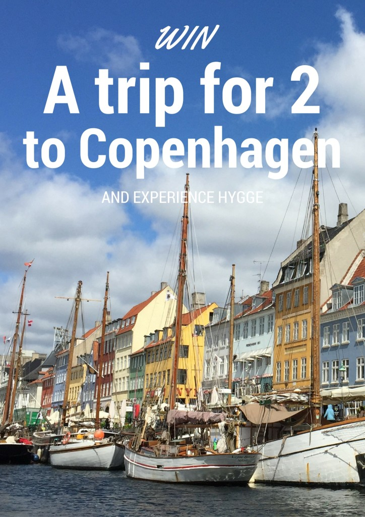 win a trip for two to Copenhagen