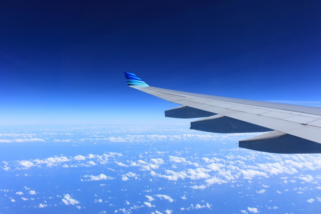 preparing for long haul flight