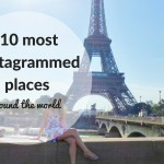10 most instagrammed places in the world