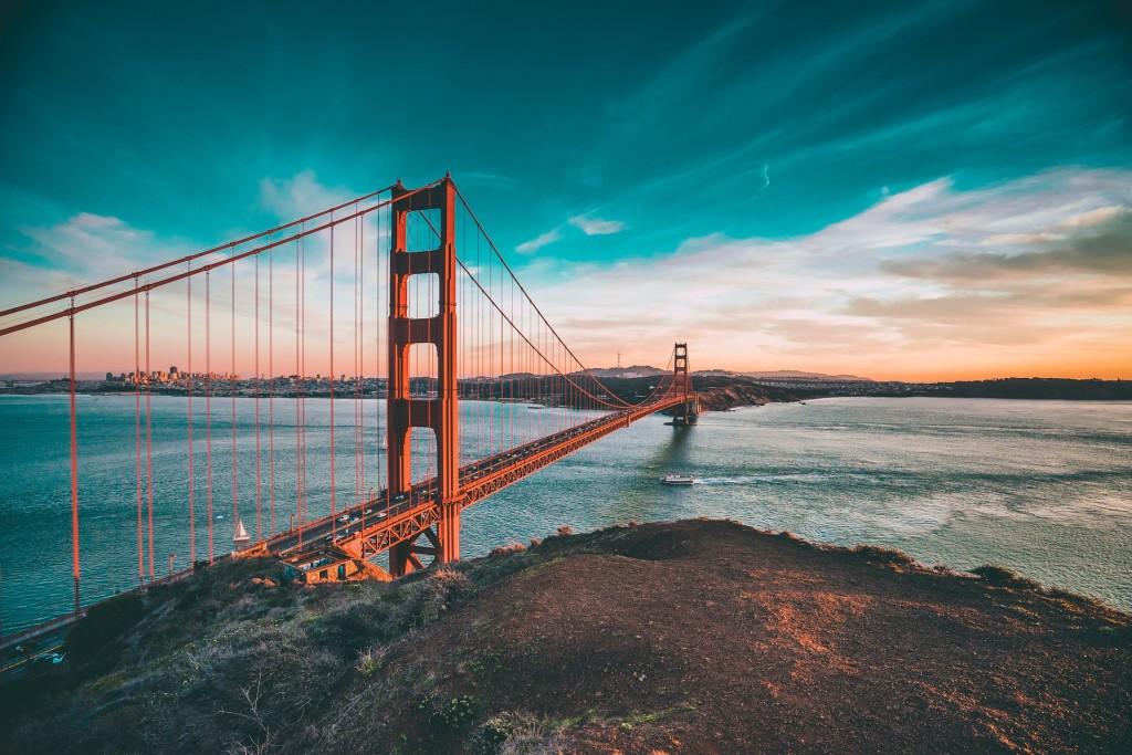 golden gate bridge san francisco 2017