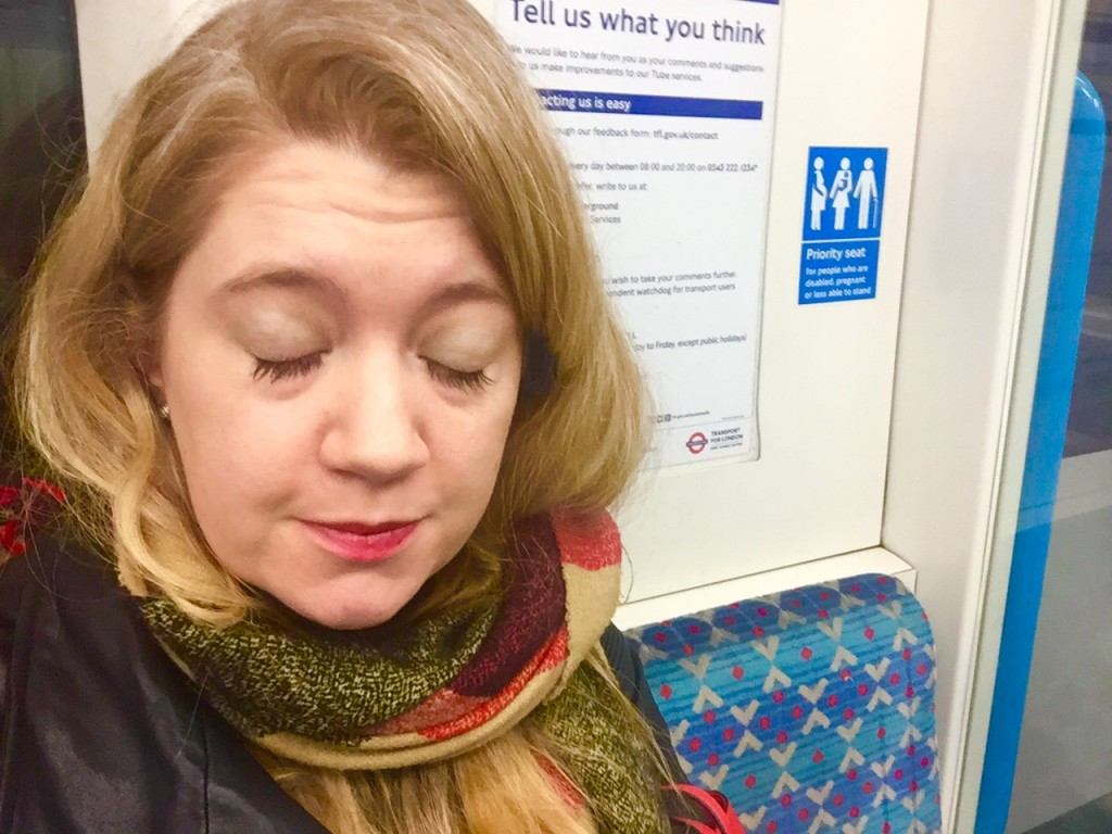 The London Underground - the journey to work