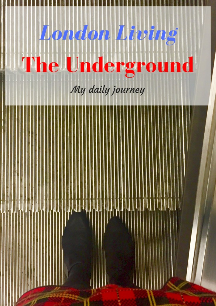 The London Underground - the journey to work