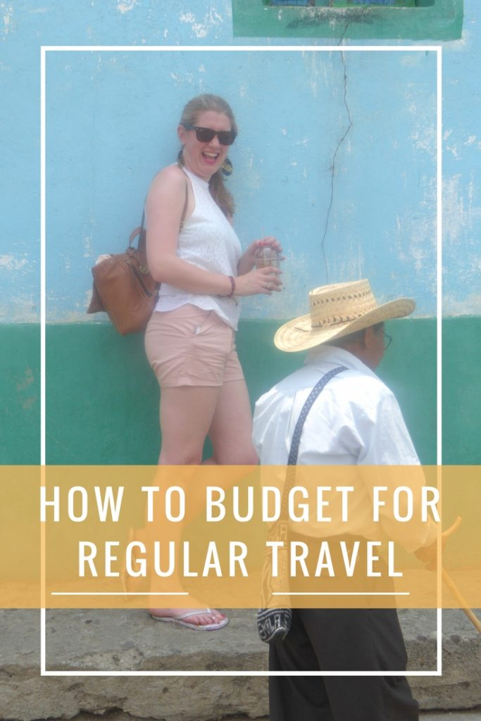 How to budget for regular travel