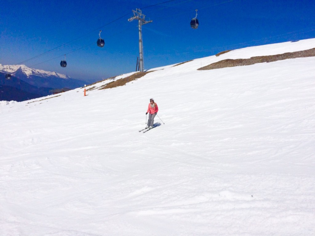 Courchevel 1850 How to save money