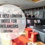The best London hotel for freelancers – CitizenM