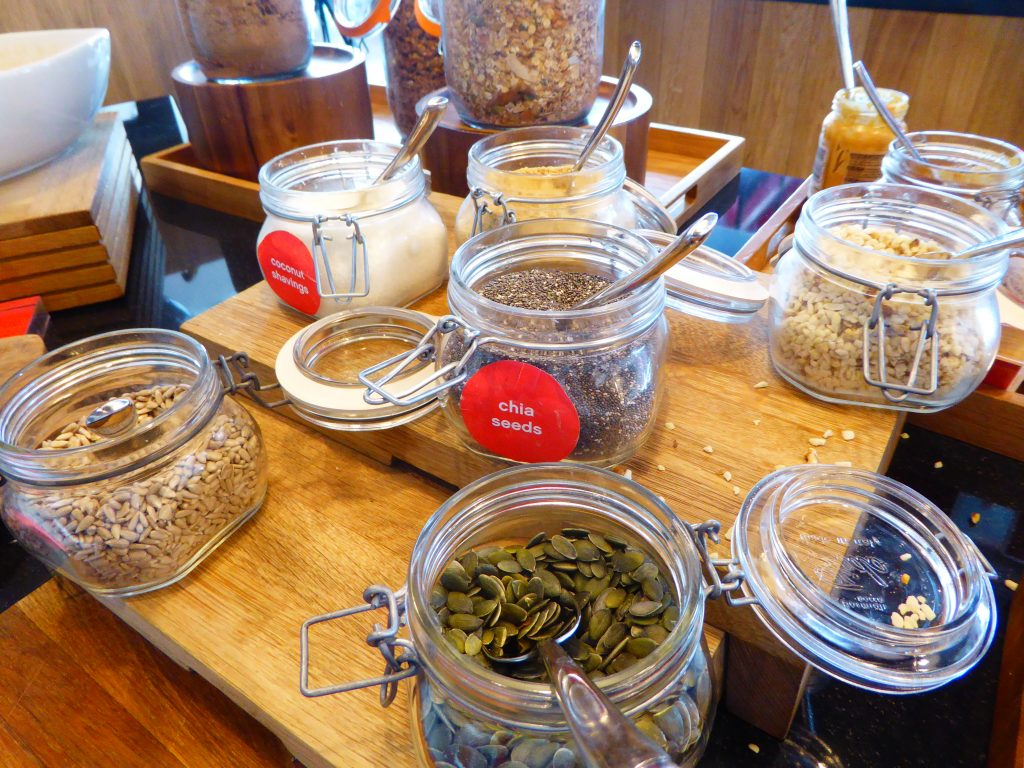 CitizenM hotel Shoreditch, London. Review of the breakfast