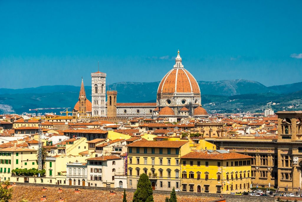 Florence city views