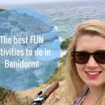 The best fun activities to do in Benidorm, Spain.