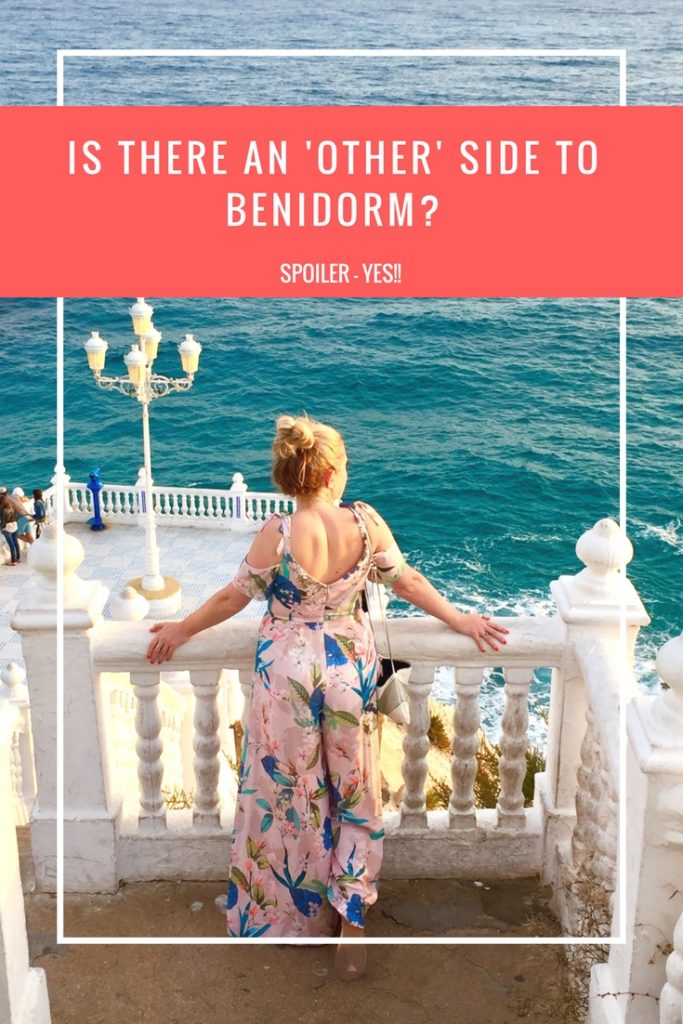 Is there an 'other' side to Benidorm?