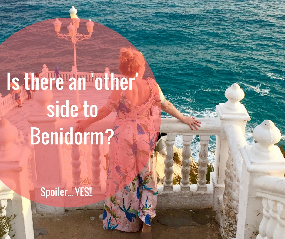 Is there an 'other side to Benidorm?