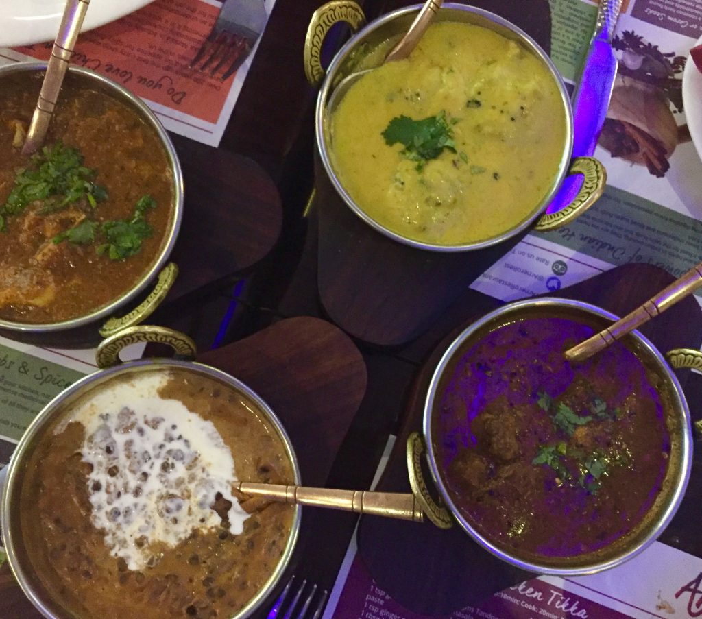 The best Indian food in Manchester: Arnero