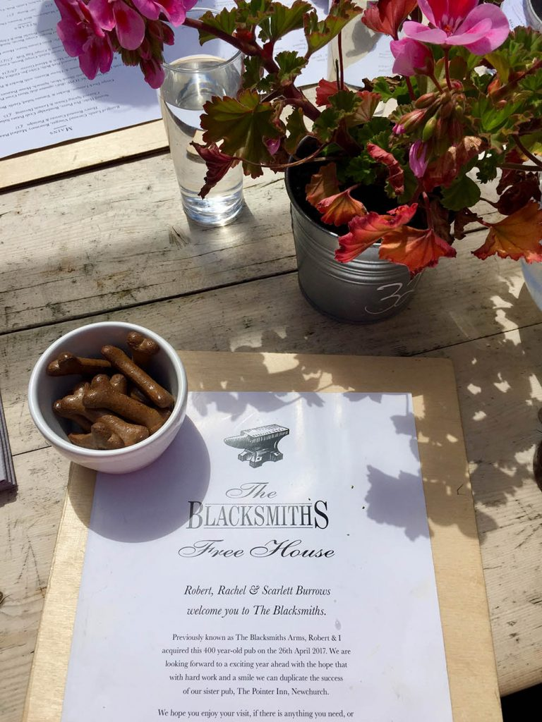 The Blacksmith Arms Isle of Woof