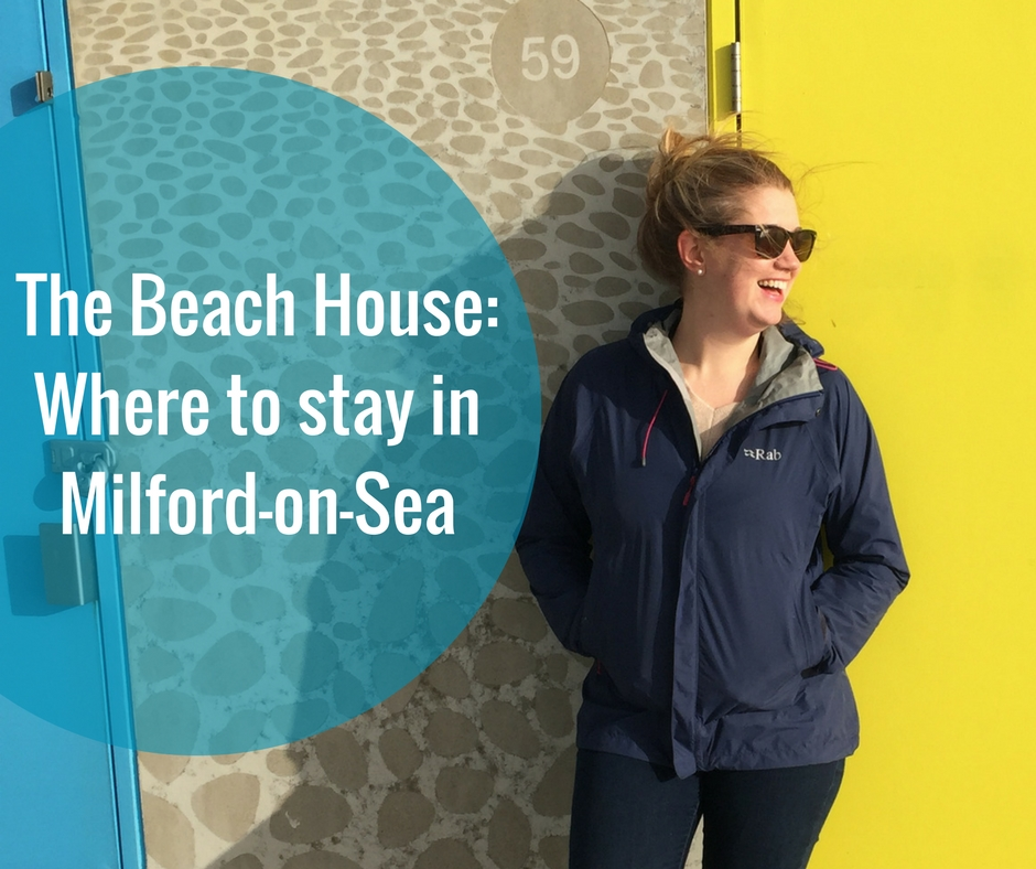 Where to stay in Milford on Sea