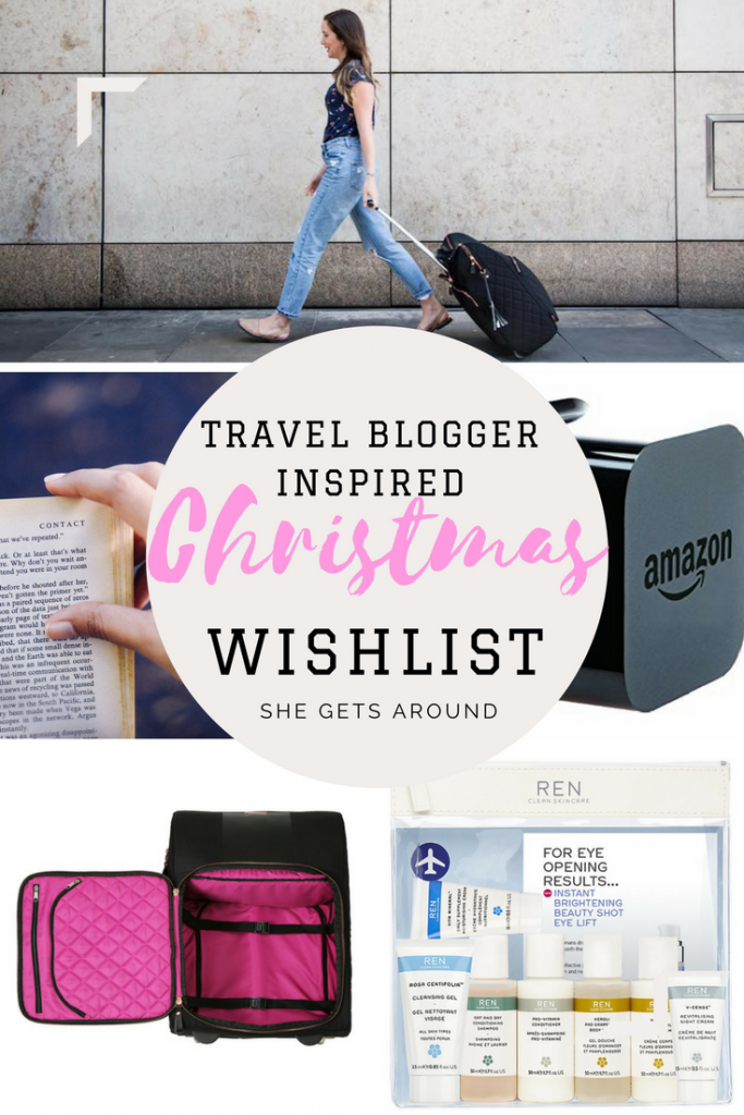 Travel Lovers Christmas Gift Guide, travel blog