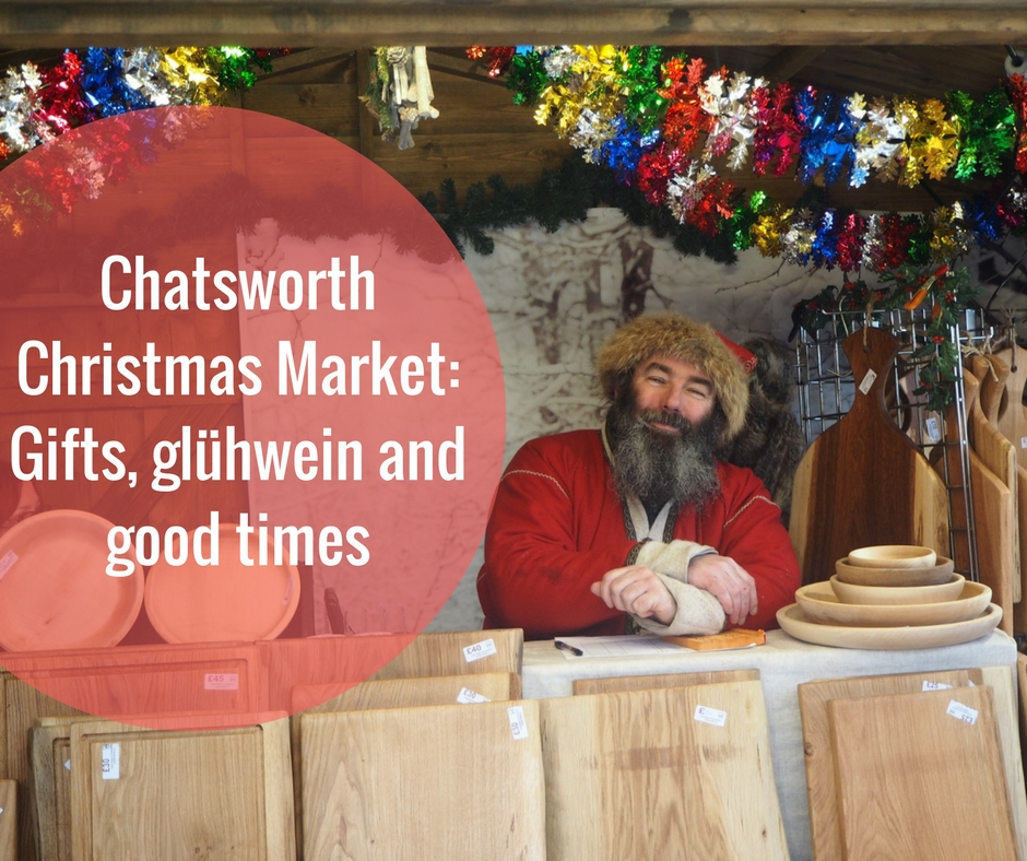 Chatsworth Christmas Market: Gifts, glühwein and good times